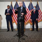 McConnell says he will likely rely on Democratic votes for coronavirus aid package