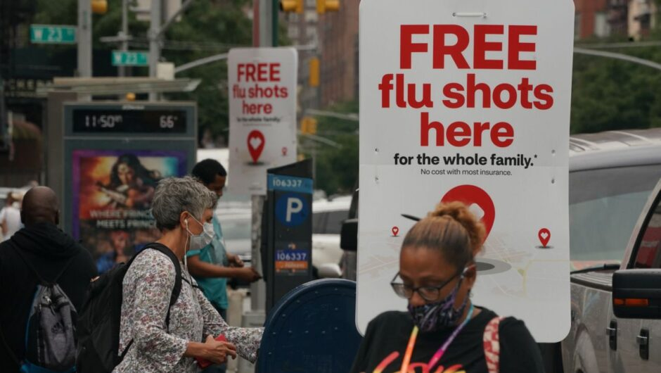 It's crucial to get a flu shot this year amid the coronavirus pandemic, doctors say