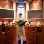 South Korea announces unprecedented restrictions to curb spread of Covid-19