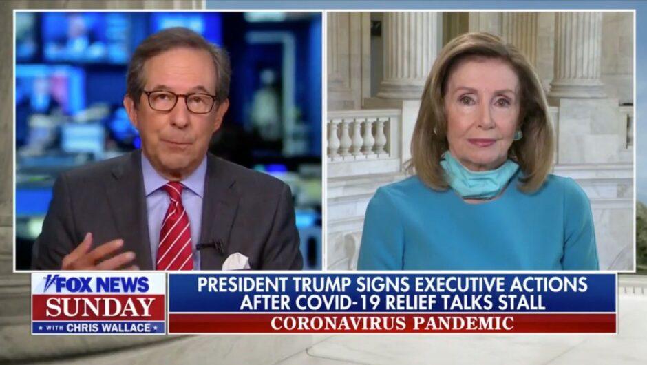 Democrats blast Trump's executive actions on coronavirus relief