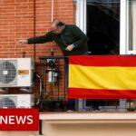 Coronavirus: The latest from Europe – BBC News