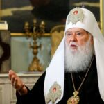Ukrainian church leader who blamed COVID-19 on gay marriage tests positive