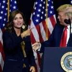 South Dakota Gov. Kristi Noem is using COVID-19 relief funds to pay for a $5 million tourism ad campaign, despite a surge in coronavirus cases following the Sturgis motorcycle rally