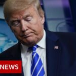 Coronavirus: Doctors dismantle Trump's treatment comments – BBC News