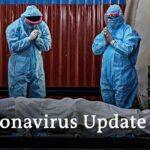 Coronavirus update: Latest developments in the coronavirus pandemic | DW News