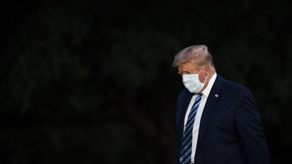 Trump clings to bogus claim that he saved 2.2 million Americans from death by COVID-19