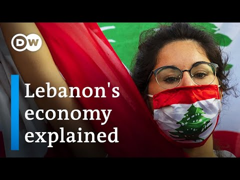What pushed Lebanon's economy to the brink of collapse? | DW News