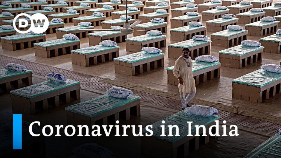 Coronavirus cases in India pass 600,000 | Covid Update