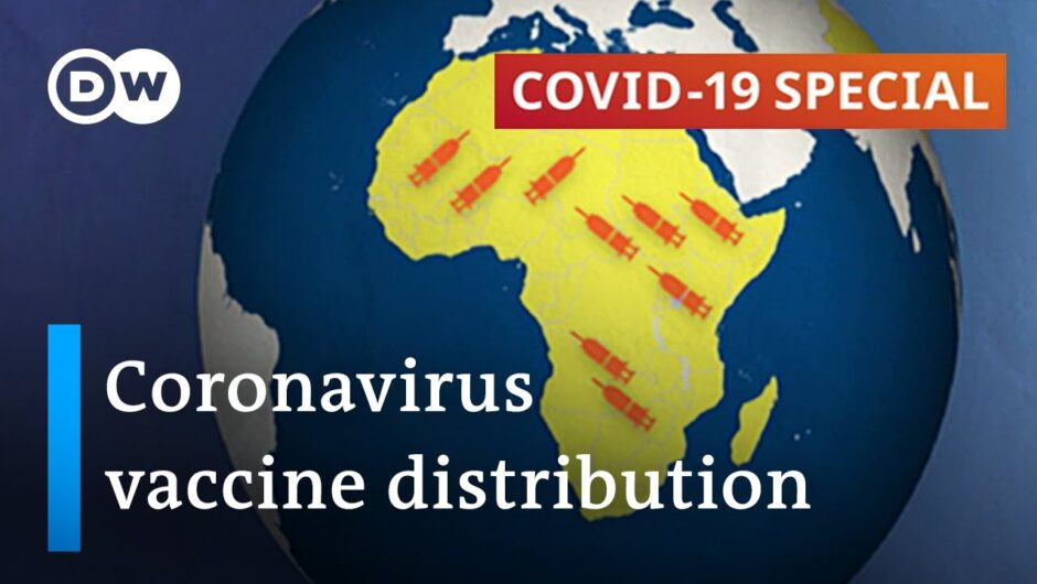 Coronavirus vaccine distribution: A question of wealth? | COVID-19 Special