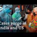 India launches mass testing in Delhi +++ US cases surge | Coronavirus update