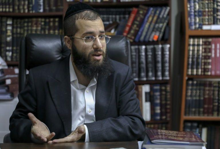 Israel's 'Prince of Torah' confronts coronavirus
