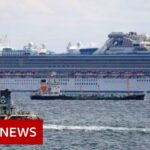 Coronavirus: Ten passengers on cruise ship test positive for virus  – BBC News