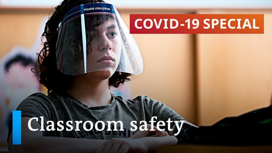 How to reopen schools without spreading the coronavirus   COVID-19 Special