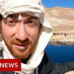 A tourist, in Afghanistan? – BBC News