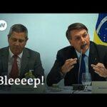 Brazil court releases explosive Bolsonaro video as coronavirus cases soar   DW News