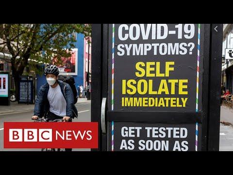 Coronavirus self-isolation cut to 10 days in UK – BBC News