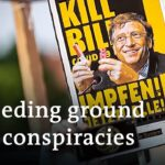 Conspiracy protesters trouble Germany | DW News
