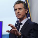 California governor opening mass COVID-19 vaccination sites