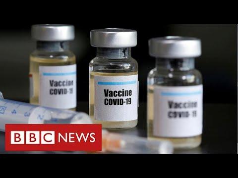 Hopes of coronavirus vaccine breakthrough – BBC News
