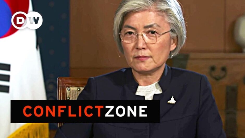 South Korean FM Kang Kyung-wha on the coronavirus: 'We have to live with this risk'   Conflict Zone