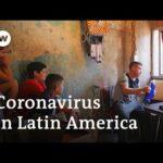 Coronavirus Latin America: Prisoners and priests feed the poor | DW News