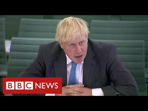 "Boris Johnson blames coronavirus test shortages on ""colossal spike in demand"" – BBC News"