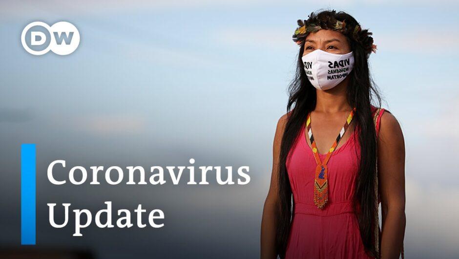 190,000 deaths in Africa? +++ Brazil in crisis   Coronavirus latest