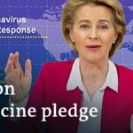 What's behind the global €7.4 billion vaccine pledge? | Coronavirus Update