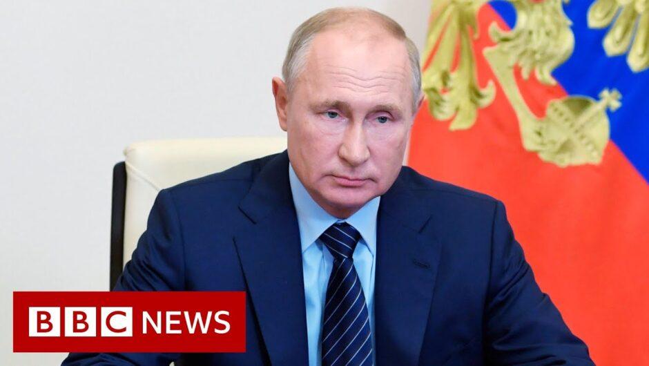Coronavirus: Putin says vaccine has been approved for use – BBC News