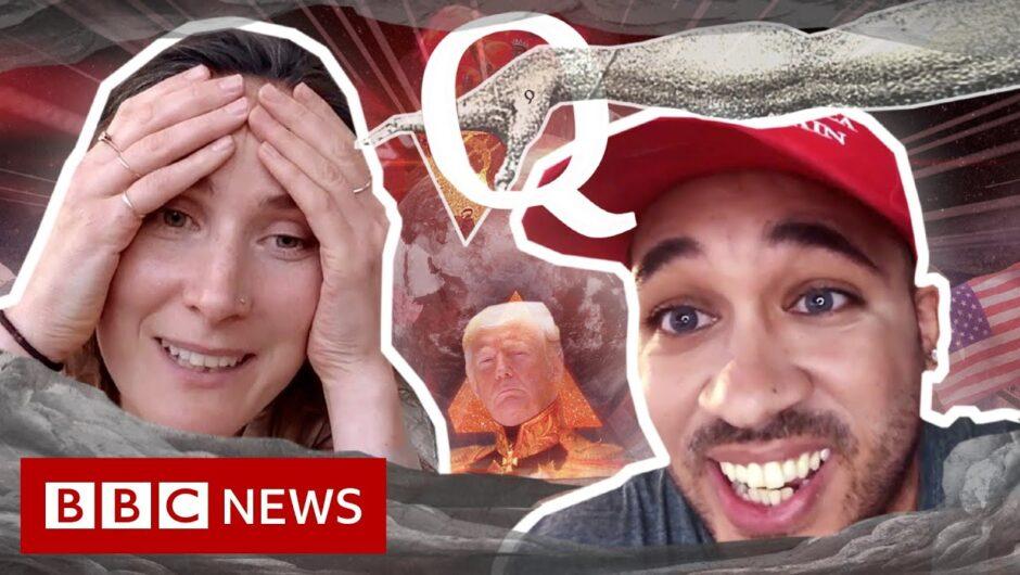 QAnon, coronavirus and the conspiracy cult – BBC News