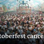 Germany's Munich Oktoberfest cancelled due to Coronavirus | DW News