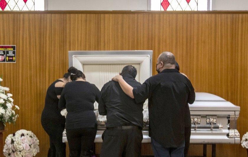 California surpasses 50,000 COVID-19 deaths amid fears of new variants