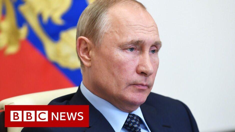 Putin: Russia passed the peak of coronavirus infection – BBC News