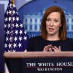 White House press secretary Jen Psaki says there's 'no question' Trump's rhetoric about COVID-19 led to 'elevated threats' against Asian Americans