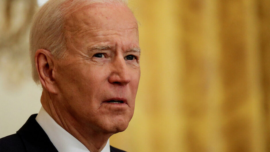 Biden grilled about border, COVID-19 in first formal press conference