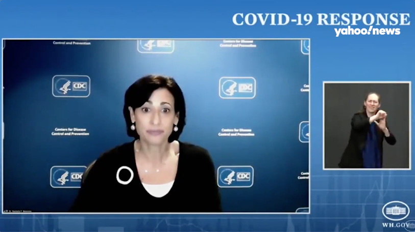 Walensky says CDC is seeing an increase in COVID-19 cases due to youth sports