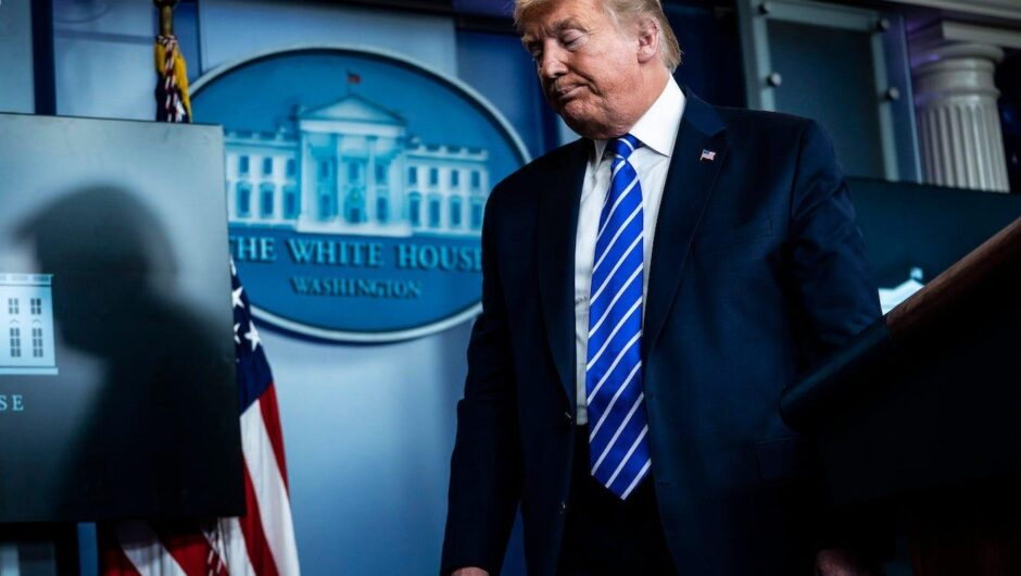 Ex-White House aide reveals 'inside story' of what happened when Trump claimed injecting disinfectant could cure COVID-19