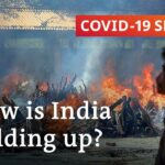 What's the toll of India's coronavirus crisis on mental health?   DW News
