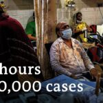 India's daily COVID cases top 400,000 amid severe vaccine shortage | DW News