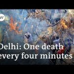 India's hospitals swamped as daily COVID cases approach 380,000 | DW News