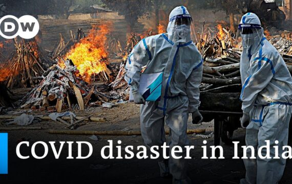 India's COVID death toll may be much higher than officially recorded   DW News
