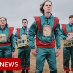 Covid disrupts Iceland's Eurovision live show performance – BBC News