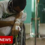 Philippines Covid surge throws country into disarray – BBC News