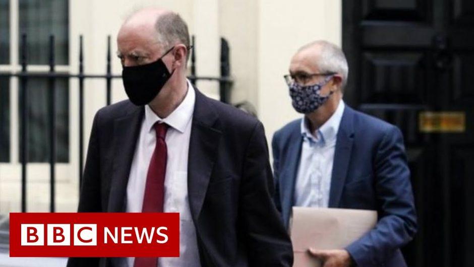 Coronavirus: Whitty and Vallance faced 'herd immunity' backlash, emails show – BBC News