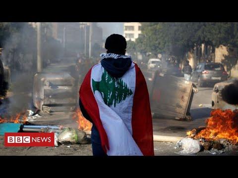 Surge in coronavirus cases threatens new crisis in Lebanon – BBC News