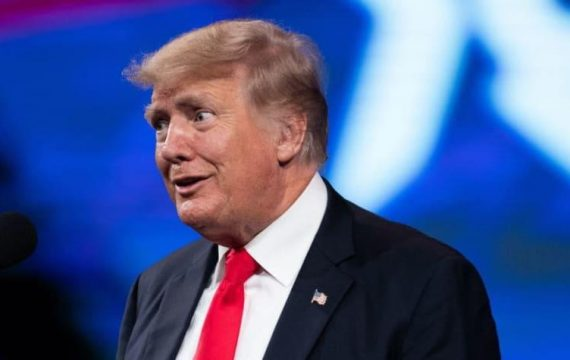 11 percent of unvaccinated Americans blame Trump for the new COVID-19 wave, poll finds